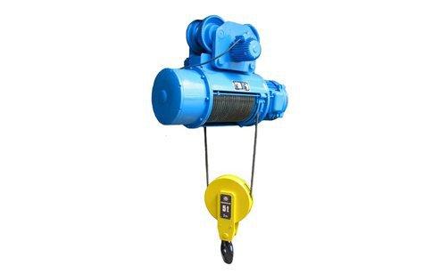 Таль электрическая Т01 стационарная на лапах, г/п 0,5-8 тонн