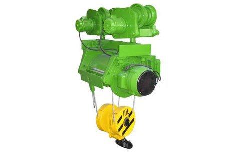 Таль электрическая ВТ39 передвижная, г/п до 10 тонн - Болгария