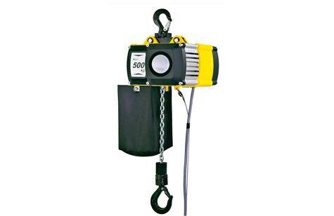 Таль электрическая цепная передвижная с крантележкой CPE, CPV, г/п 0,25т-10т - Германия
