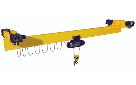 Кран-балка электрическая подвесная