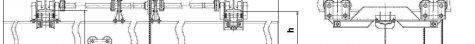 Кран ручной мостовой однобалочный подвесной г/п 8т; 10т. ТУ 3159-016-12573741-2012